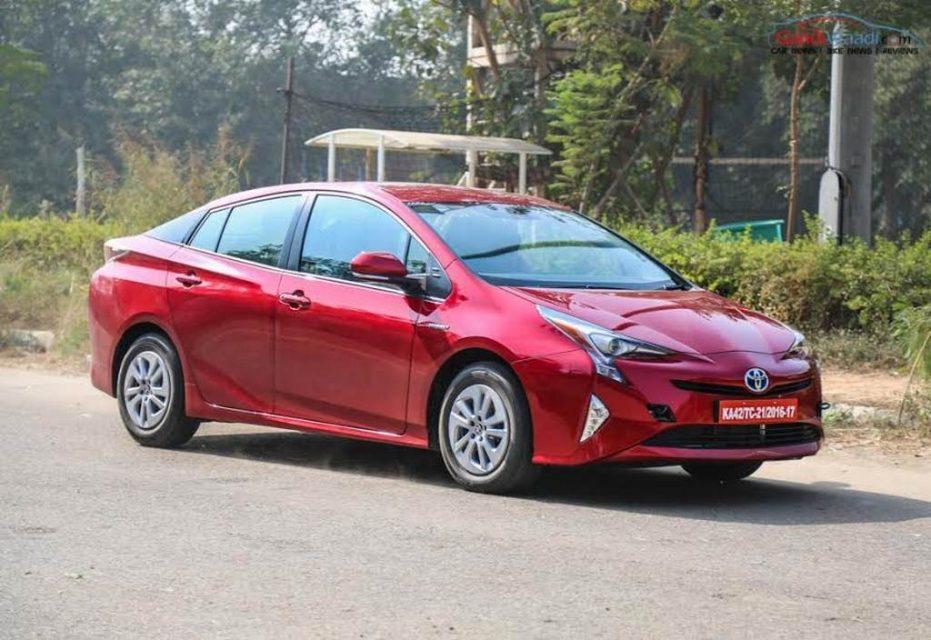 2017 Toyota Prius Prime India Launch 20
