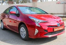2017 Toyota Prius Prime India Launch