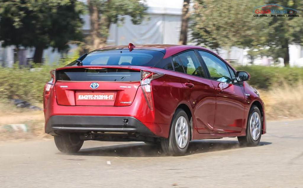 2017 Toyota Prius Prime India Launch 22