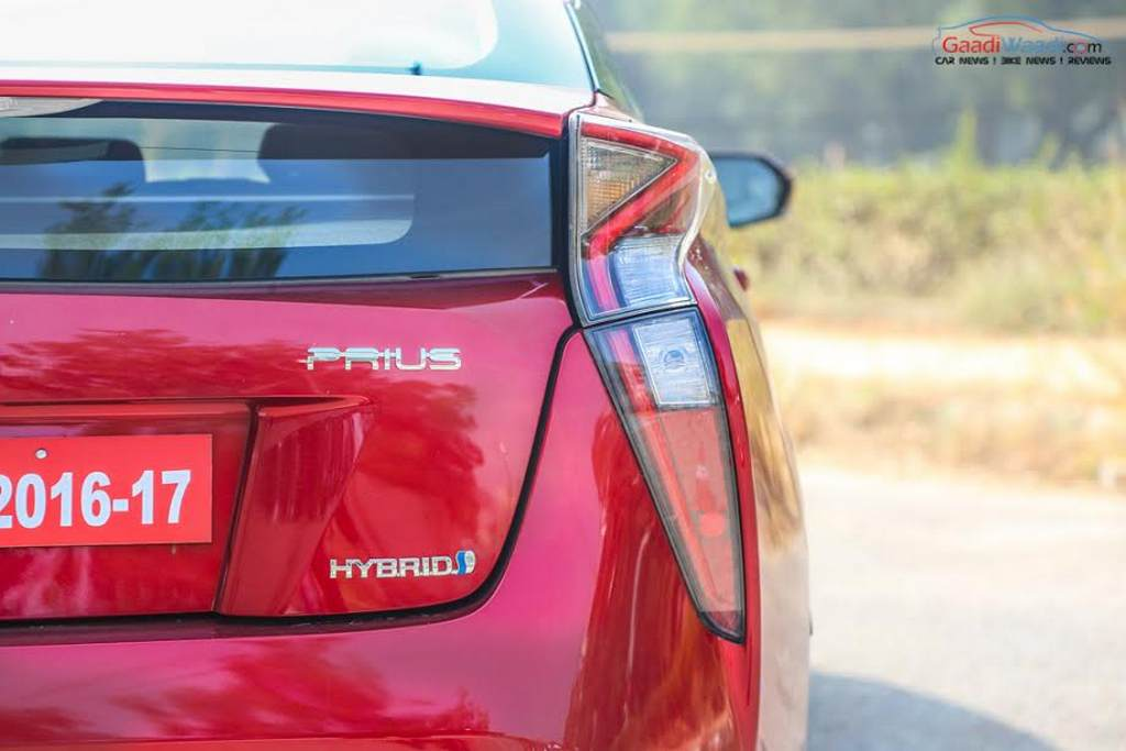 2017 Toyota Prius Prime India Launch 4