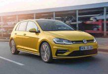 2017 Volkswagen Golf Facelift 3