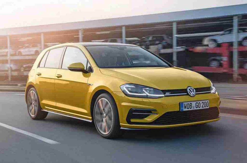 2017 Volkswagen Golf Facelift 3