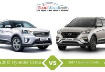 2017 new hyundai creta vs old hyundai creta comparison
