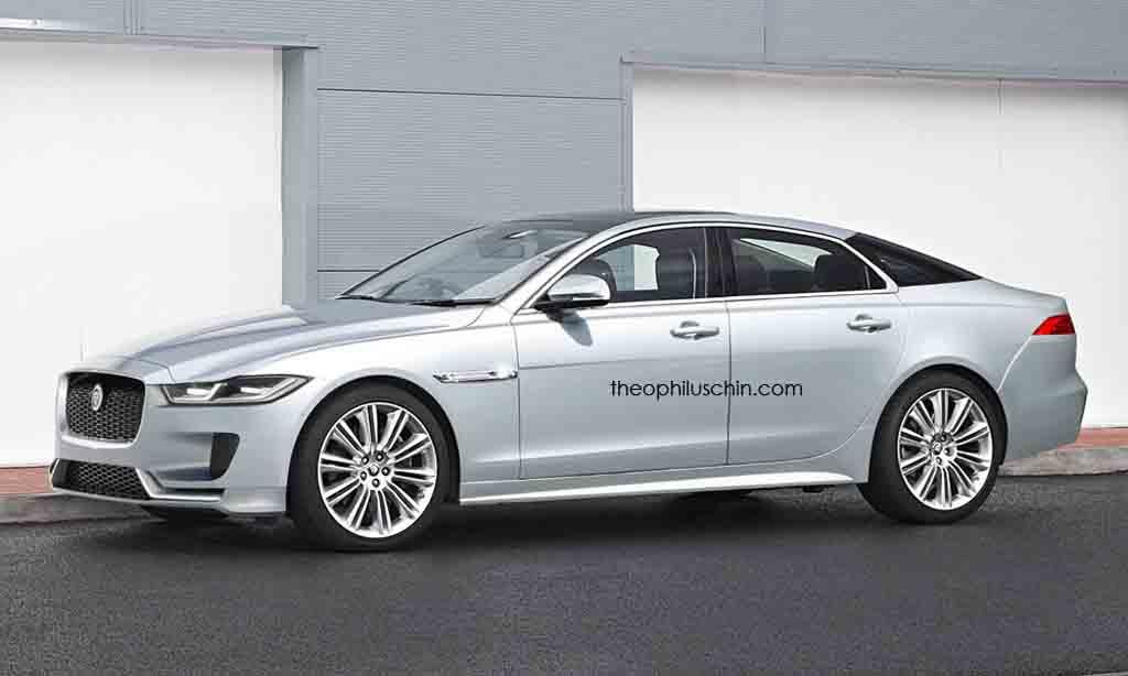 Next Generation Jaguar XJ
