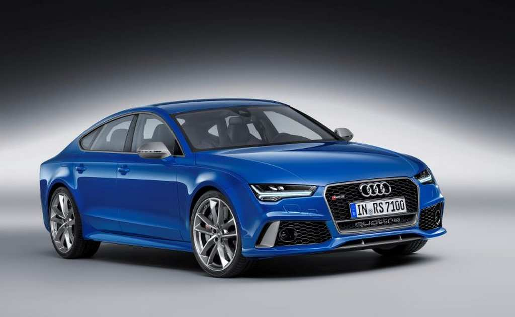 Audi RS7 Performance Launched India