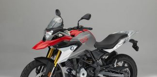BMW G310 GS India Lauch 4