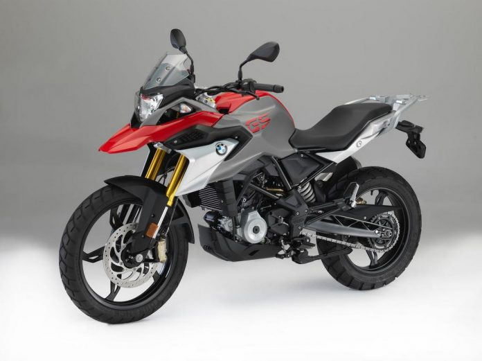 BMW G310 GS India Lauch 4 (BMW G310GS market position)