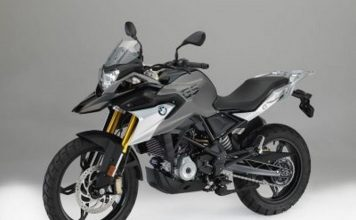 BMW G310 GS India Lauch 5
