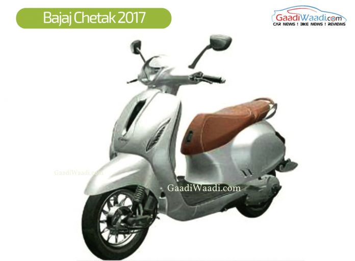 Bajaj Chetak 2017 Launch photos-2