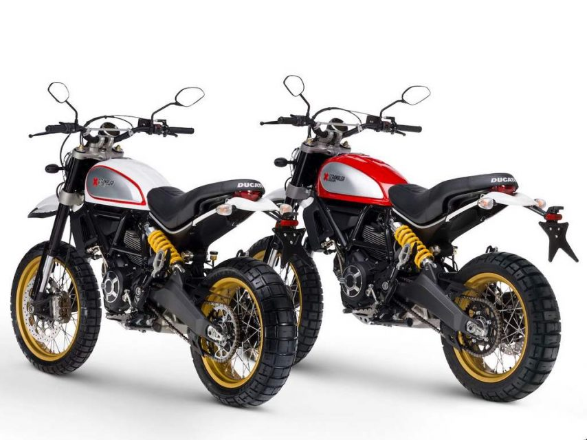 Ducati Scrambler Desert Sled Launched in India 1
