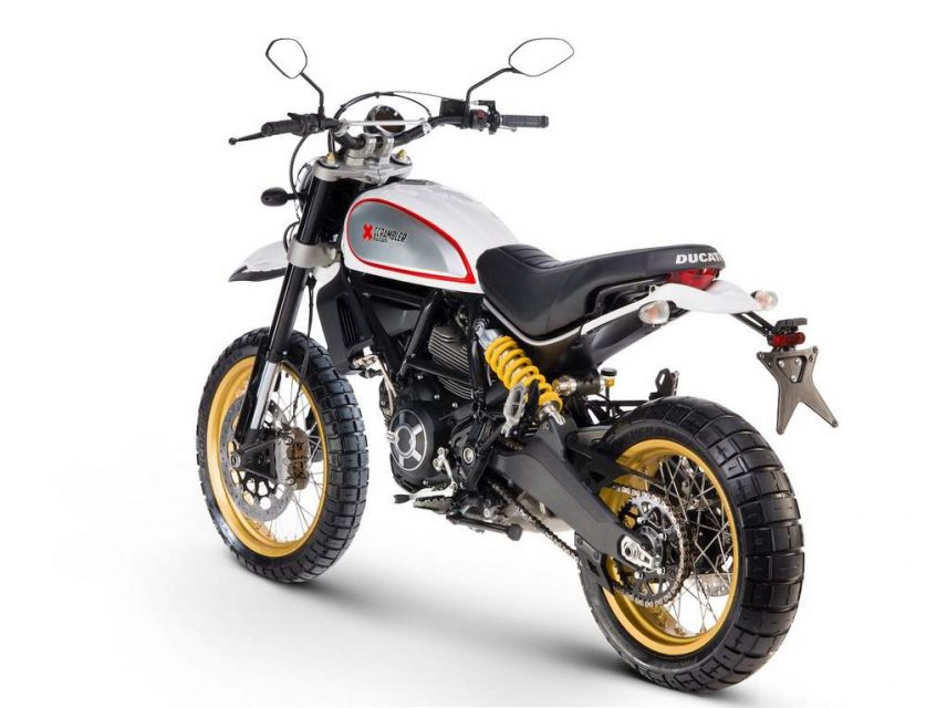 Ducati Scrambler Desert Sled Launched in India 4