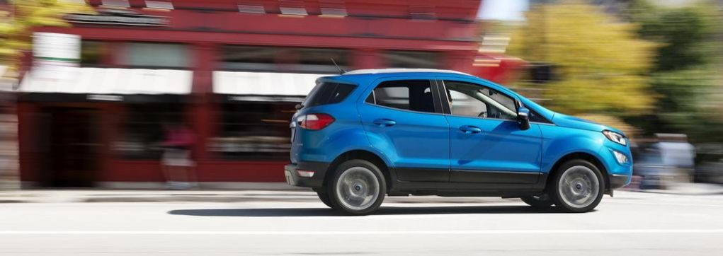 Ford EcoSport Facelift India 10