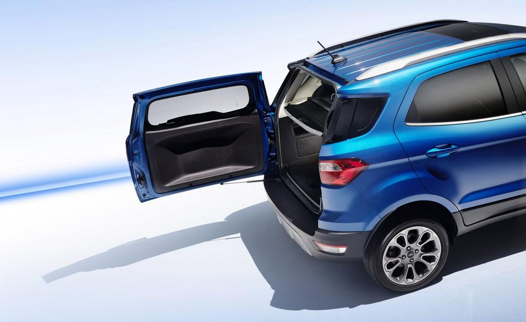 Ford Ecosport Facelift India