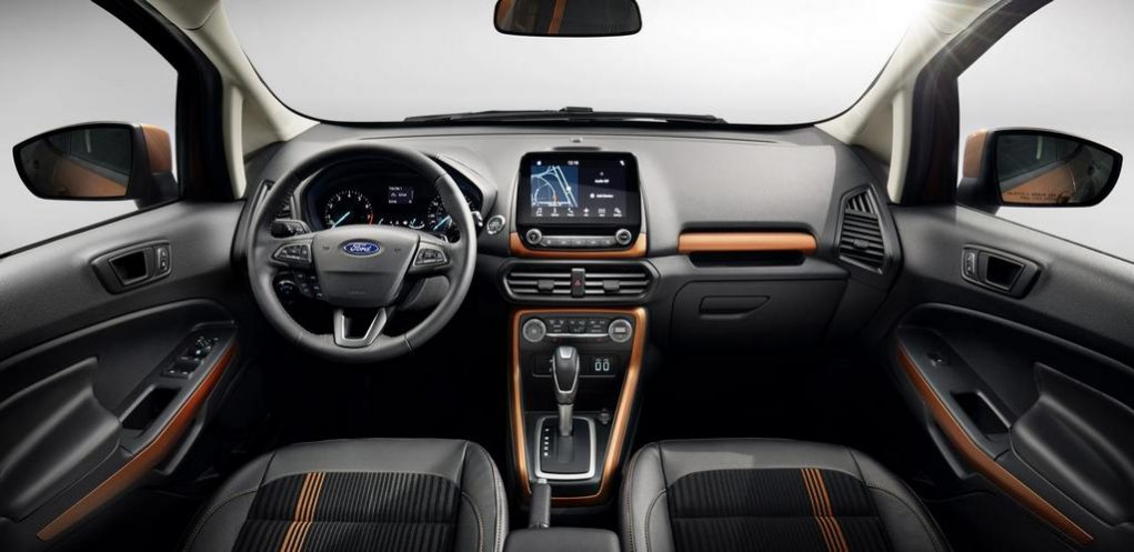 Ford EcoSport Facelift India 8