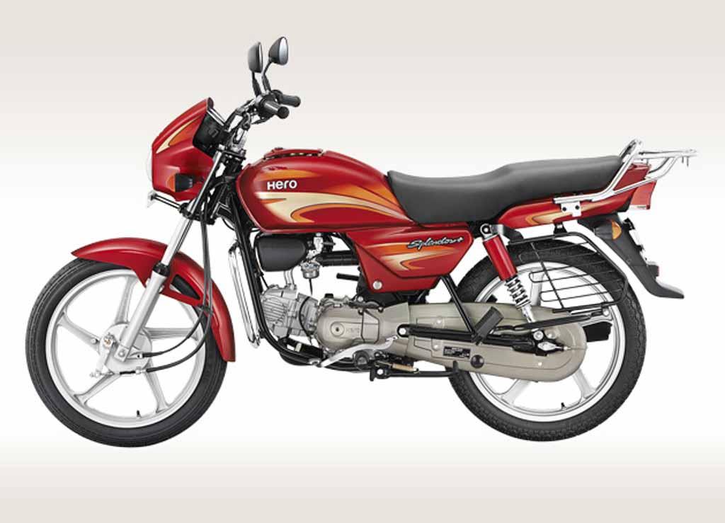 Top 100cc Bikes In India