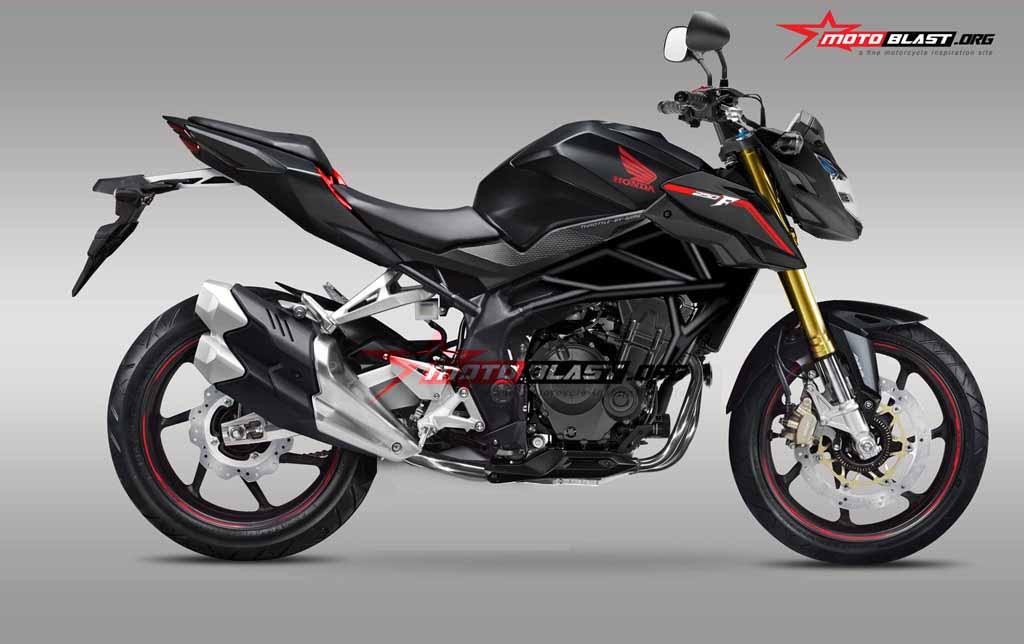 Honda CBR250RR Naked