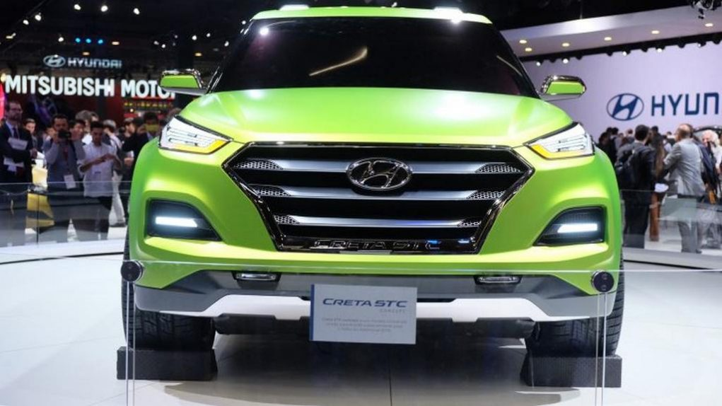 Hyundai Creta STC Pick up Concept 1