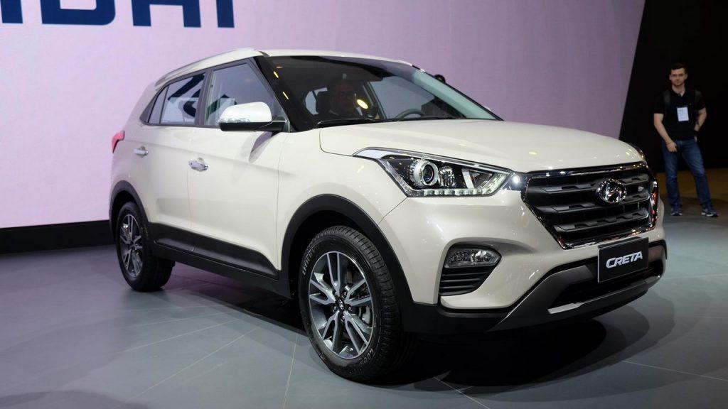 2018 Hyundai Creta Facelift S India Launch Price Specs