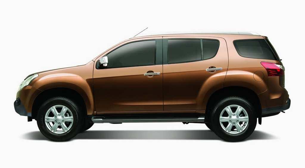 Isuzu Mu X Suv Launched In India Price Engine Specs