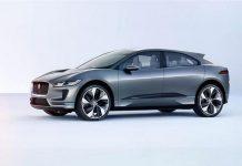 I-Pace SUV Jaguar India
