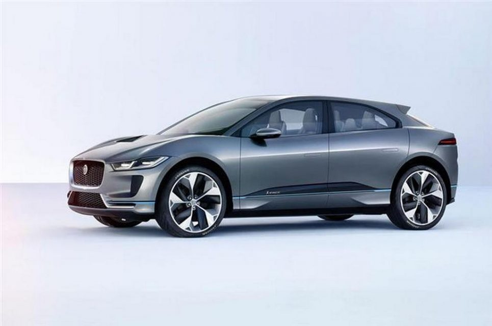 I-Pace SUV Jaguar India