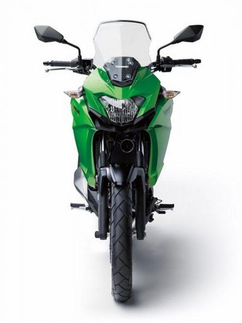 Kawasaki Versys-X 300 India 3
