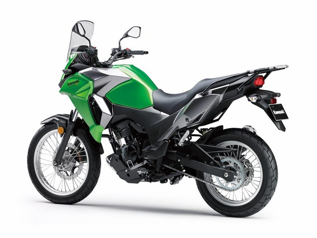 Kawasaki Versys Abs India