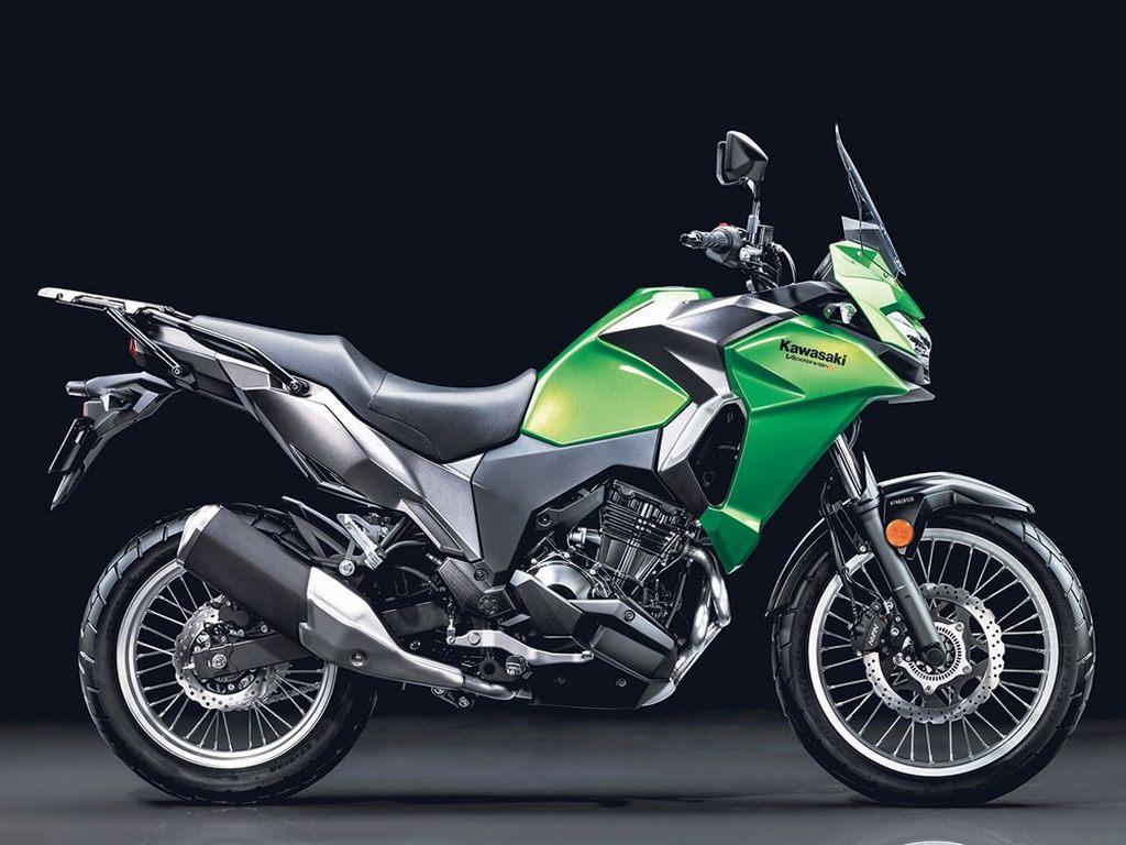 Kawasaki Versys-X 300 India