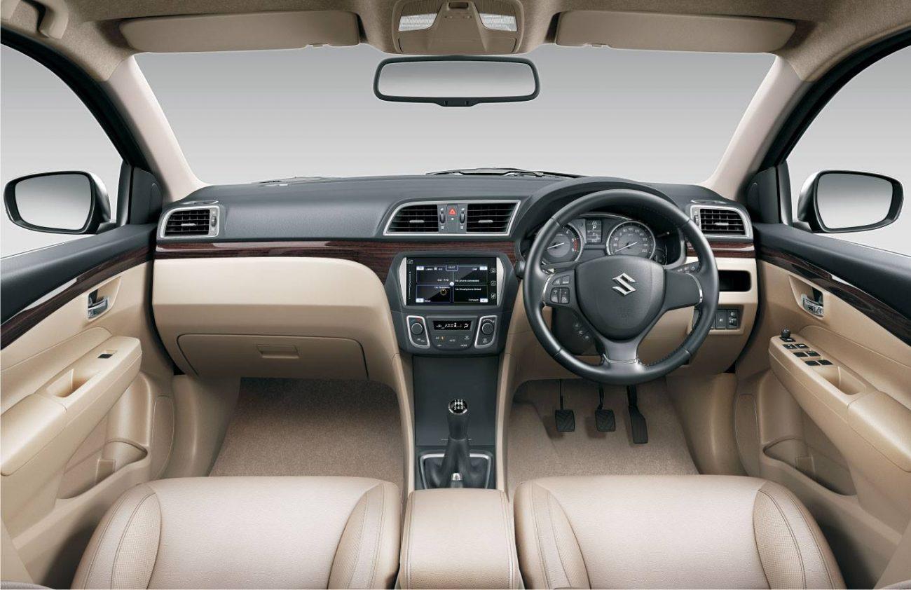 Suzuki Car Dealership >> 2017 Maruti Suzuki Dzire vs Maruti Suzuki Ciaz – Specs Comparison