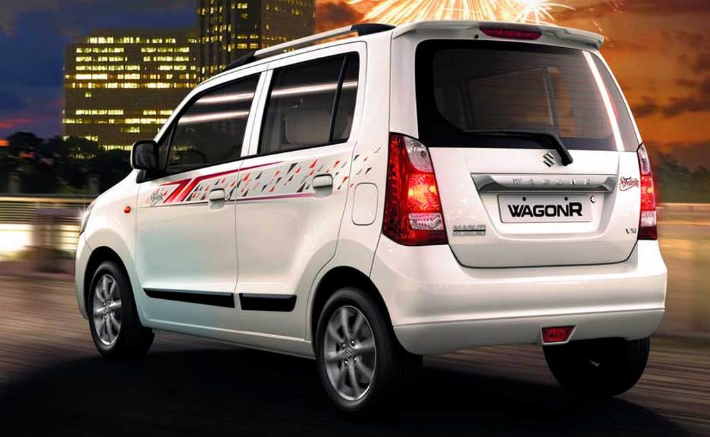 Maruti Suzuki Wagon R On Road Price In Patna