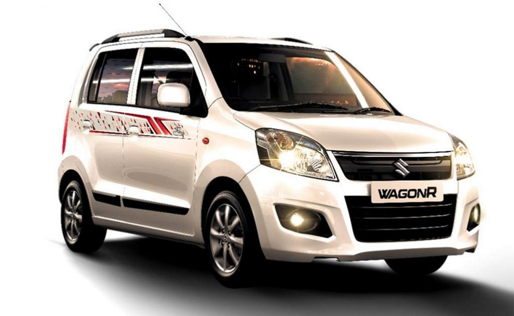Maruti Wagon R Felicity Limited Edition India