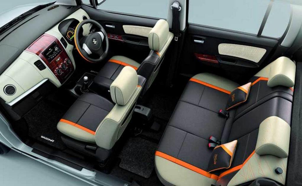 Maruti Wagon R Felicity Limited Edition India 2