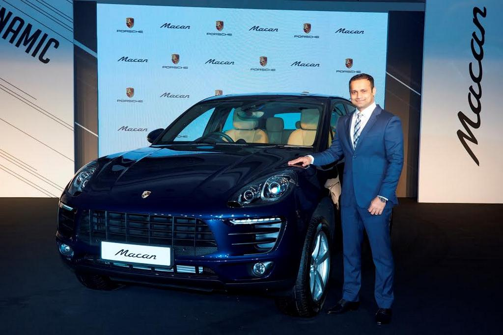 Porsche Macan R4 Launched In India At Rs 76 84 Lakh Gaadiwaadi