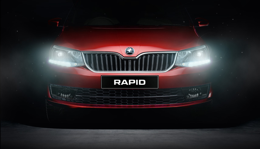 Skoda rapid 2016 facelift