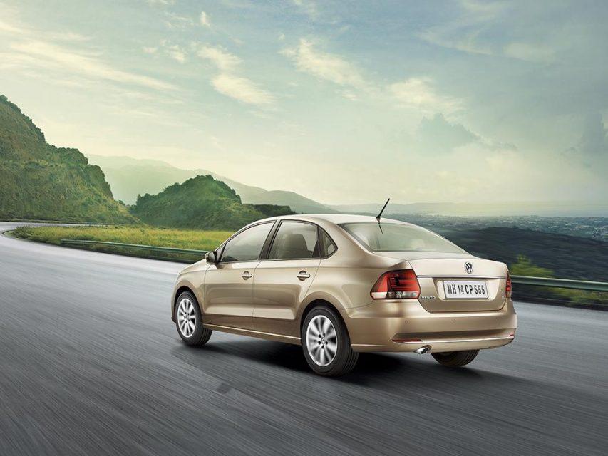 Updated 1.5L Diesel Engine Equipped Volkswagen Vento 1
