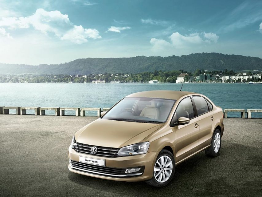 Updated 1.5L Diesel Engine Equipped Volkswagen Vento