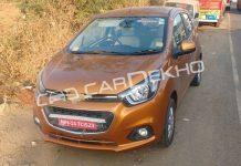 2017 Chevrolet Beat India