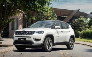 2017 Jeep Compass India Launch 10