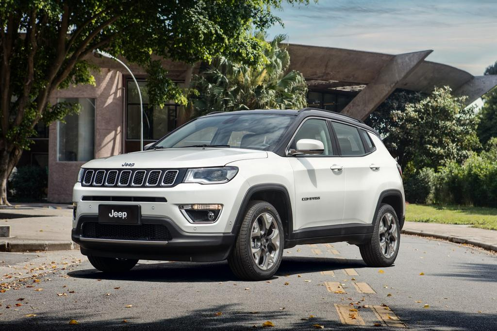 jeep compass suv india launch price engine styling features rivals. Black Bedroom Furniture Sets. Home Design Ideas