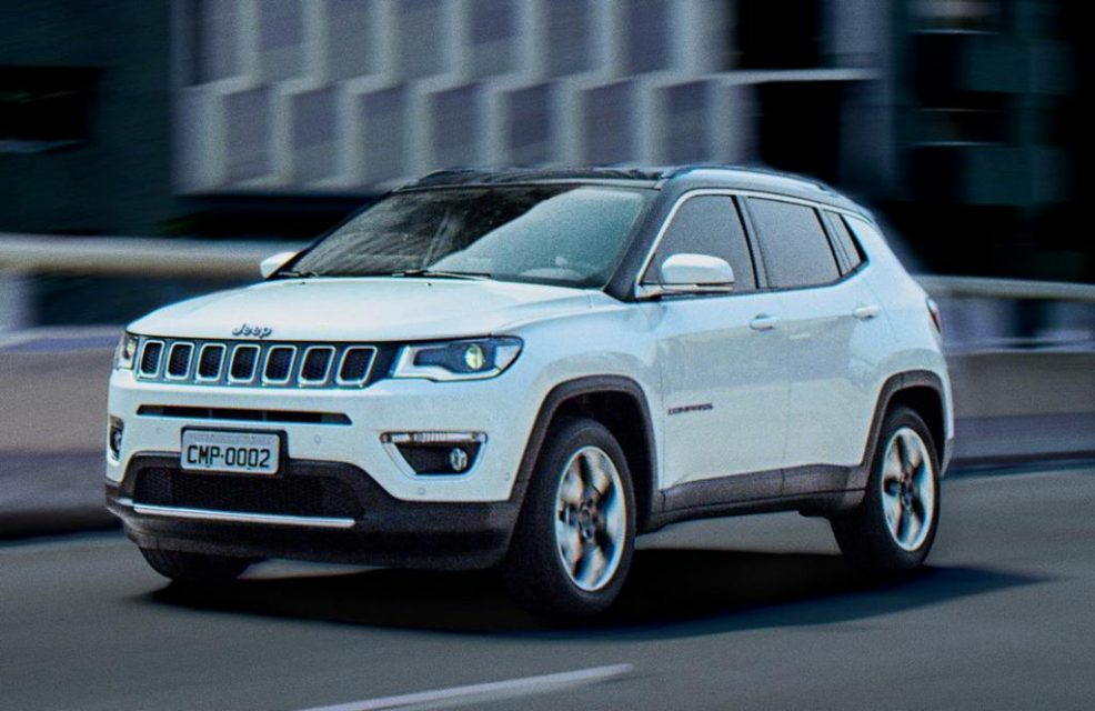 2017 Jeep Compass India Launch 3