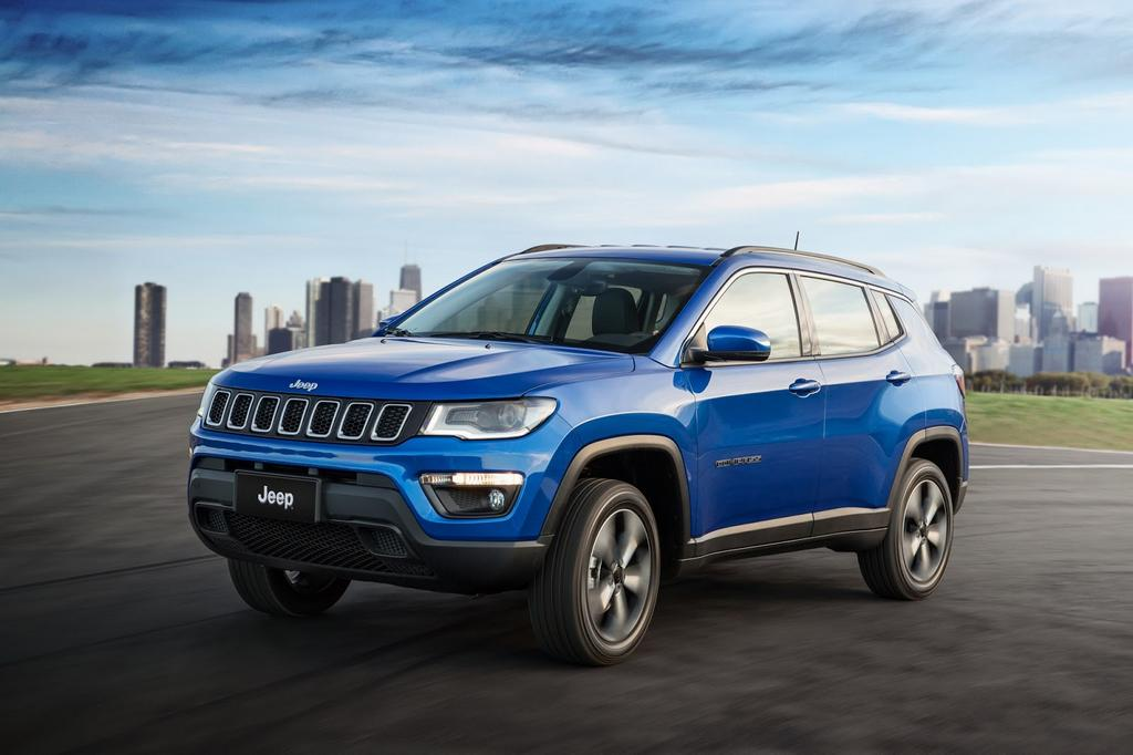 2017 Jeep Compass India Launch 6