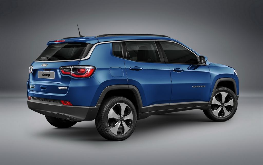 2017 Jeep Compass India Launch 9