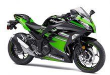 2017 Kawasaki Ninja 300 KRT Edition