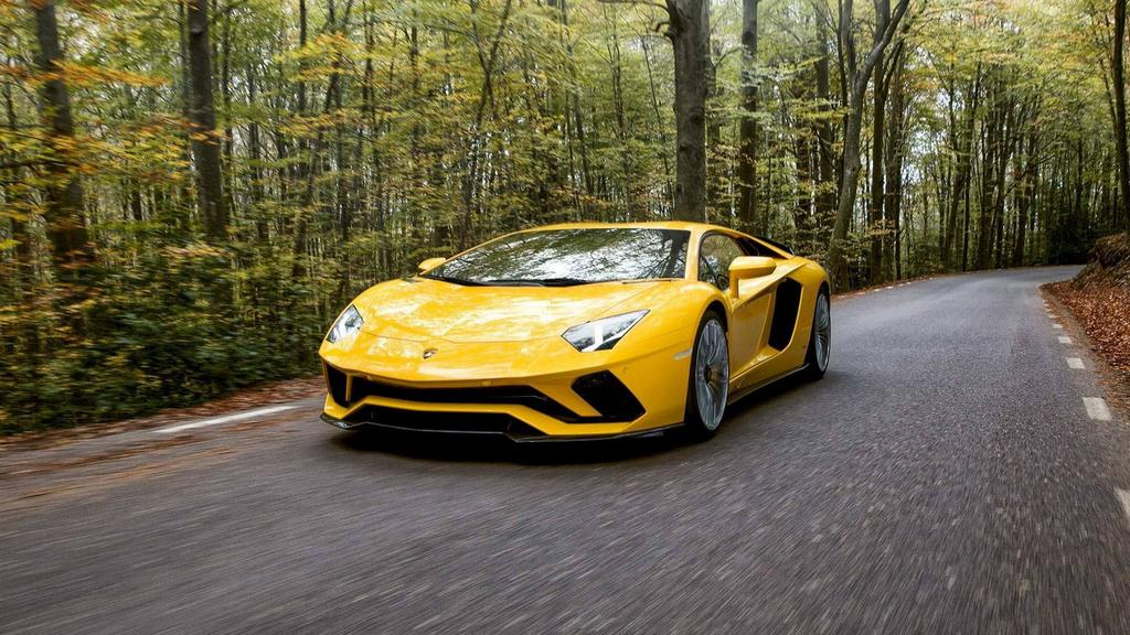 GST Impact Lamborghini Aventador S Price Slashed by Over Rs