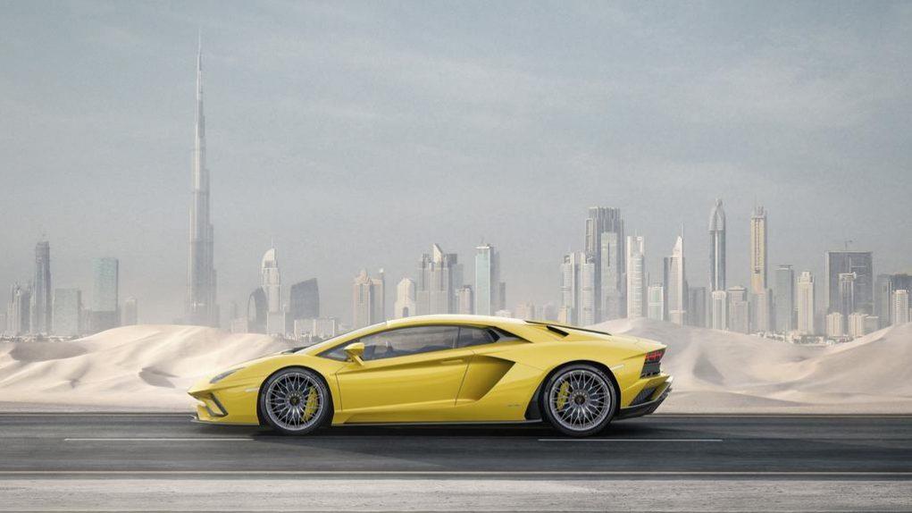 AVENTADOR S India Lamborghini