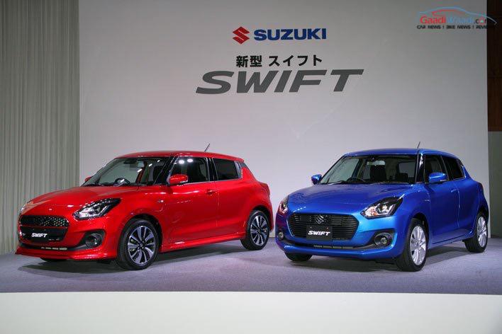 2017 Maruti Suzuki Swift india_-4