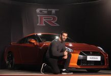 2017 Nissan GT-R India launch 4