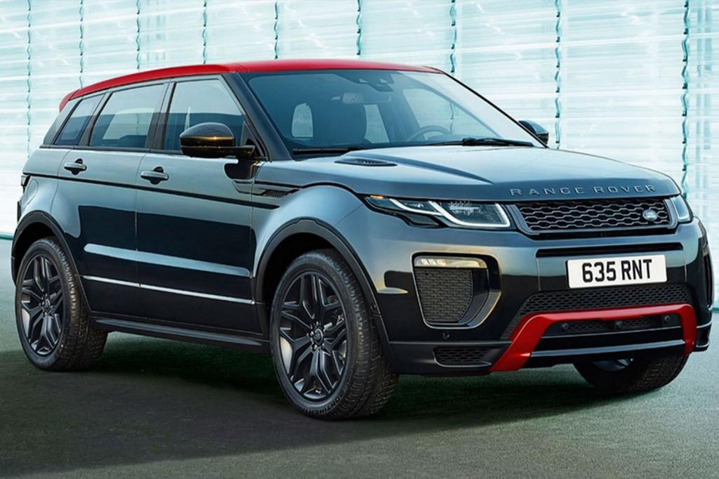 2017 Range Rover Evoque India Launch 3