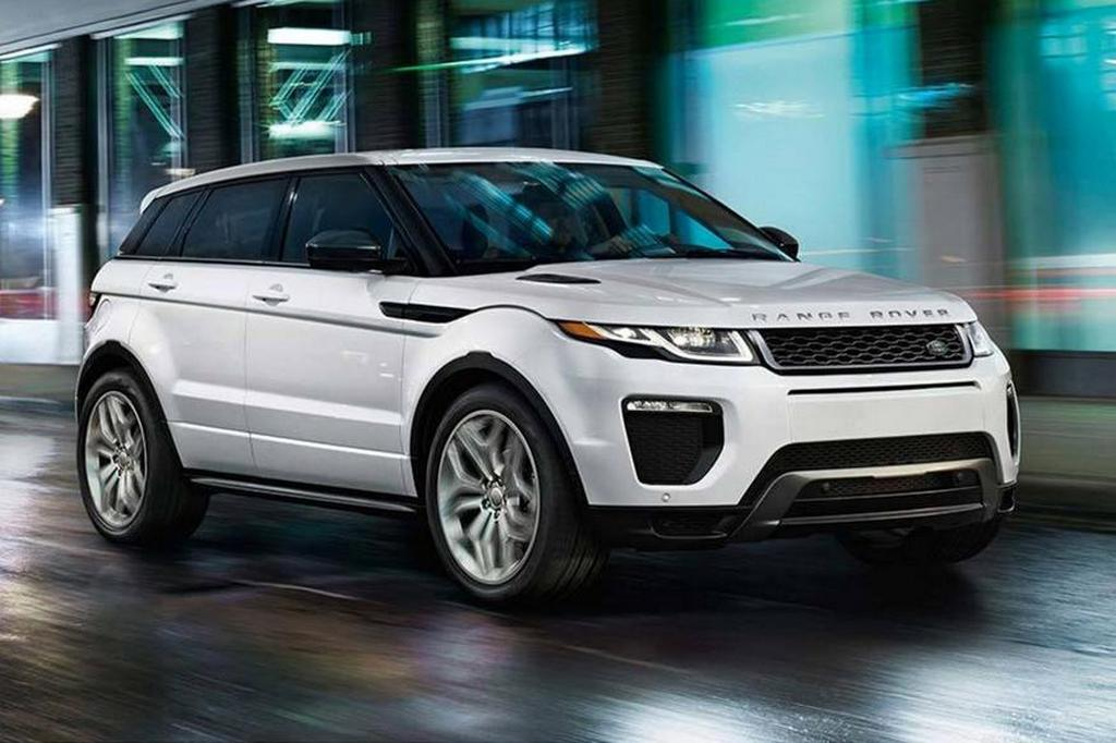2017 Range Rover Evoque Launched in India Starting from Rs. 49.10 Lakh