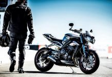 2017 Triumph Street Triple RS 3
